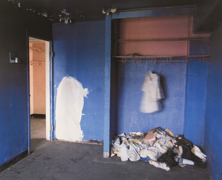 #304, Blue Room, Public Housing, Chicago, IL
