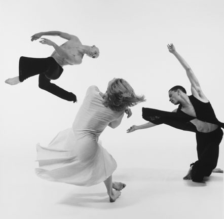 Jan Erkert and Dancers