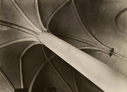 Untitled (vaulted ceiling)