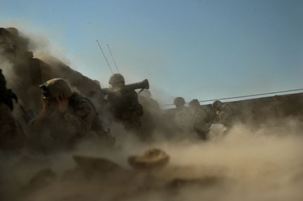 Untitled from 1/8 Bravo Marines during the November 2004 battle for Falluja