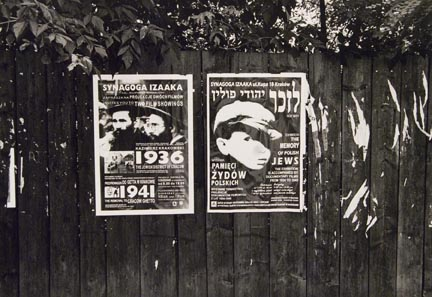 Two Posters, Krakow