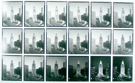 Wrigley Building Sequence