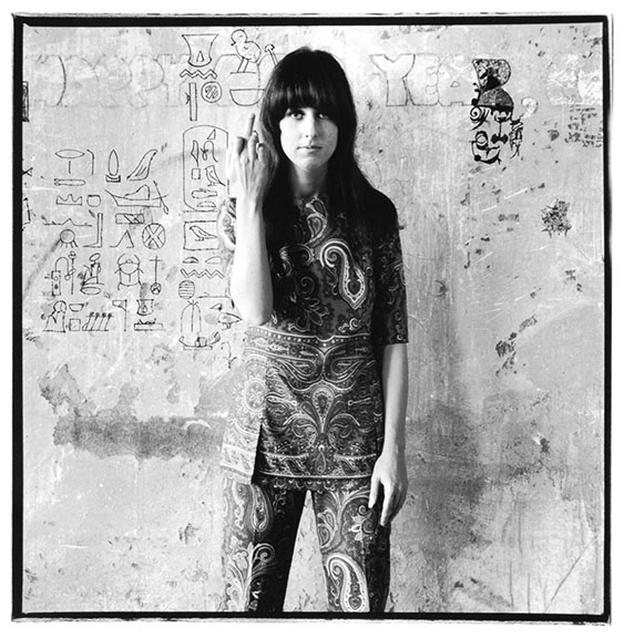 Grace Slick, from the