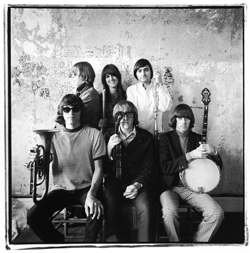 Jefferson Airplane, from the