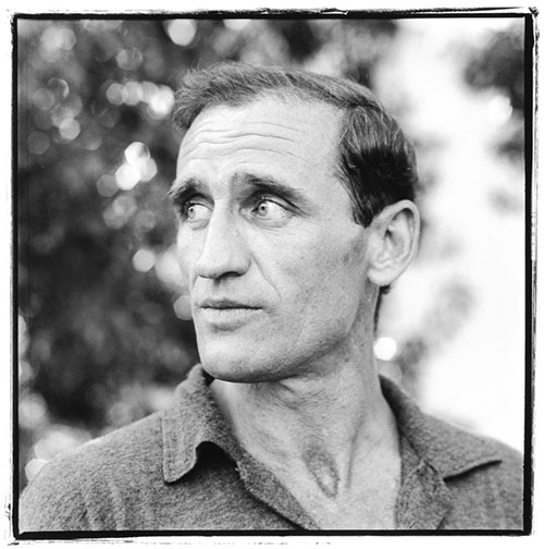 Neal Cassady, from the