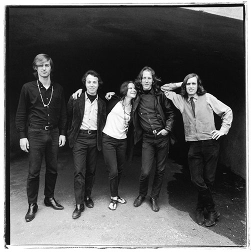 Big Brother and the Holding Company, from the
