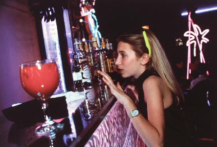 Jessica, 13, Orders a Nonalcoholic Drink at a Party, Beverly Hills