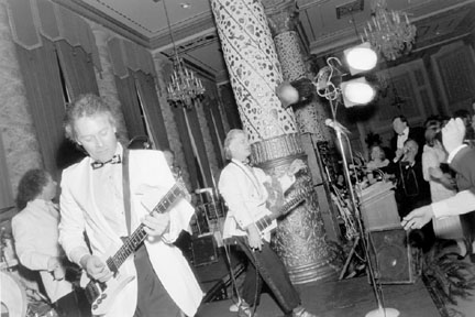 Dr. Bop and the Headlines, Midwinter Ball, Drake Hotel, from Changing Chicago