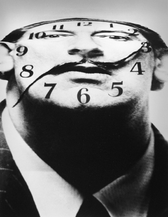 Dali Clock Face, From