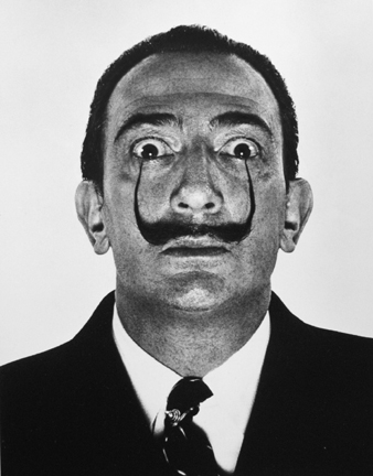Dali's Moustache, From