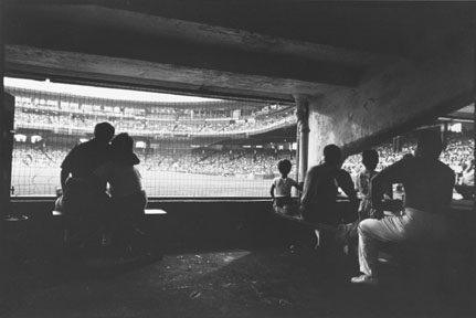 Comiskey Park, from Changing Chicago