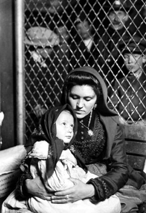 Ellis Island, Italian Immigrants