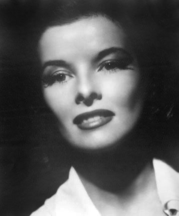 Katherine Hepburn, from the