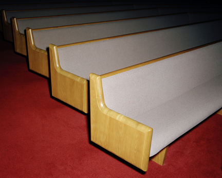 Church Pews 0545, from the EMPIRE portfolio