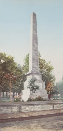 Wolfe and Montcalm Monument, Quebec