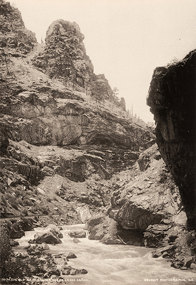 The Old Fridmaster Clear Creek Canyon