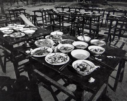 Xunxian County, After Guests, Leave the Country Banquet, from the