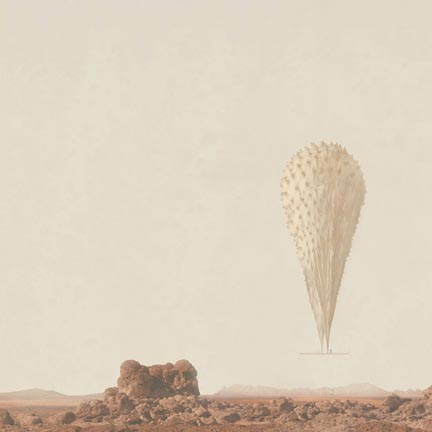 Distant Balloon