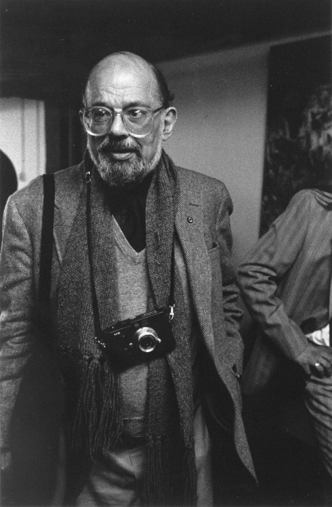 Alan Ginsberg (with Leica, Seattle)