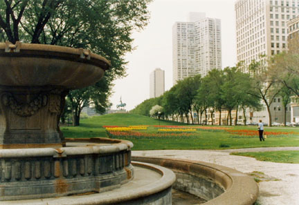 Grant Park, from