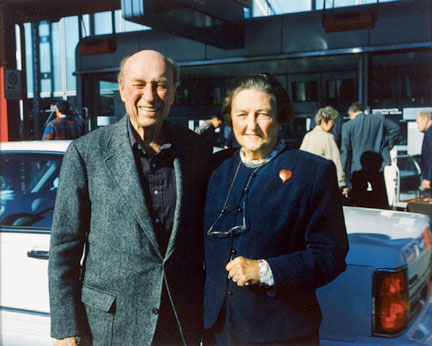 Harry and Eleanor Callahan