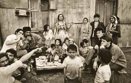 'Gypsies' Series Odessa (family meal)