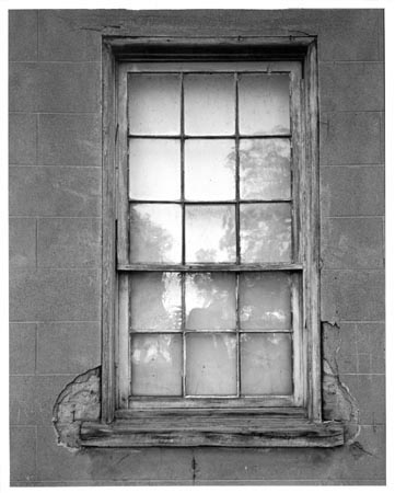 Old Window (actually St. George)