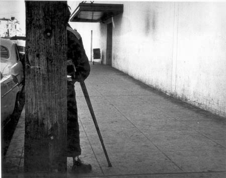 Walking Wounded, Oakland, California
