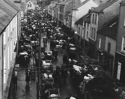 Fairs and Markets, Ireland