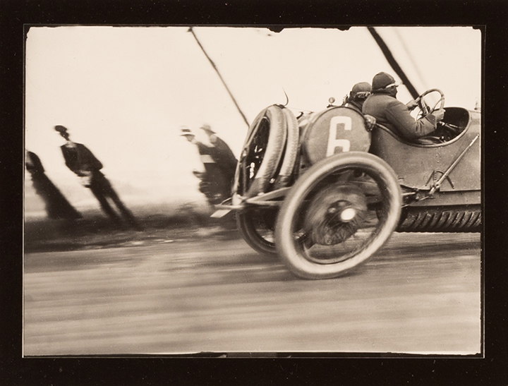 A.C.F. Grand Prix, Automobile Delage