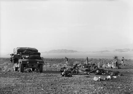 29 Palms: Infantry Platoon, Camp