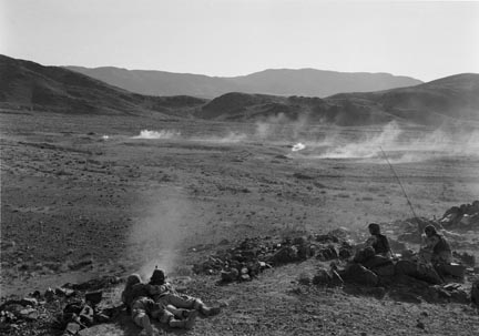 29 Palms: Infantry Platoon (machine gunners)