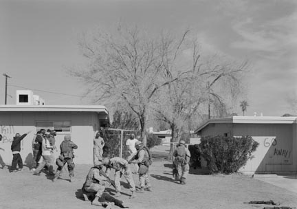 29 Palms: Security and Stability Operations, Marines
