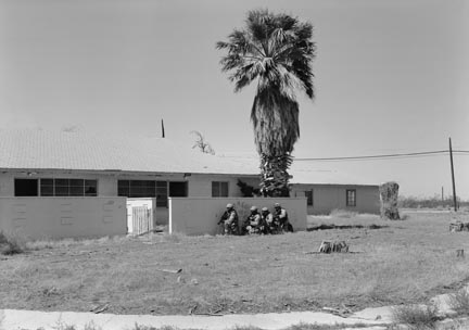 29 Palms: Security and Stability Operations, George Air Force Base