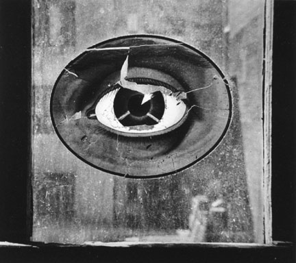 Eye on Window, New York