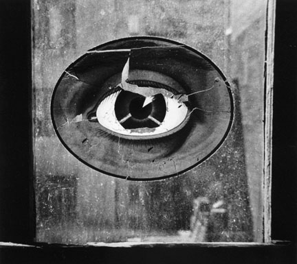 Eye on Window, New York, from the