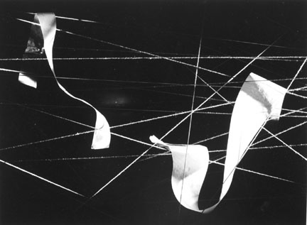 Paper on String, Chicago, from the