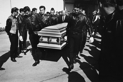 Renegade's Funeral, Detroit, from the