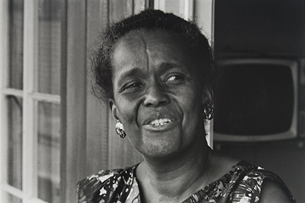 Ella Baker, who called the 1960 meeting of student activists in Raleigh, North Carolina, that created SNCC
