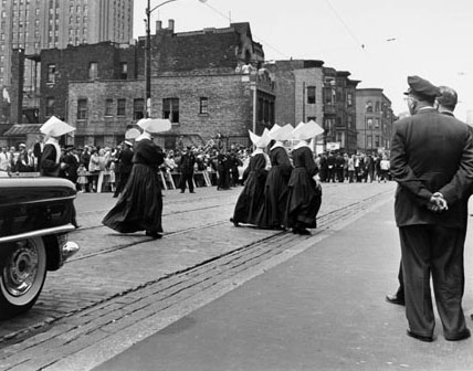 Cardinal Strich's Funeral, Chicago