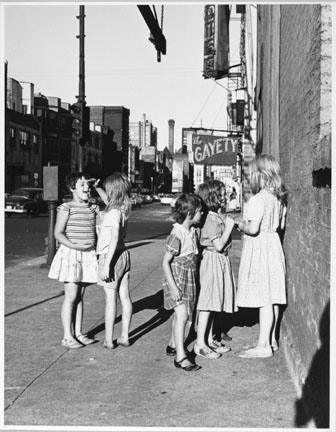 Girls, Near North, Clark & Ohio