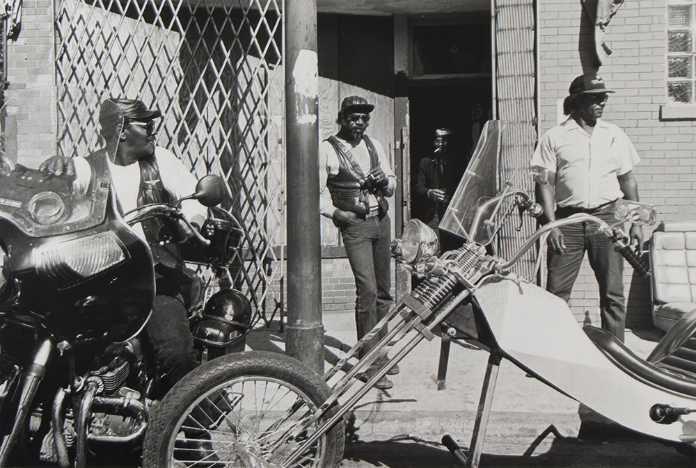 39th and Indiana, (Kickback Motorcycle Club*)