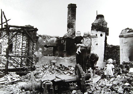 A Mother's Anguish, Ruins of Orlov City (mmg-24)