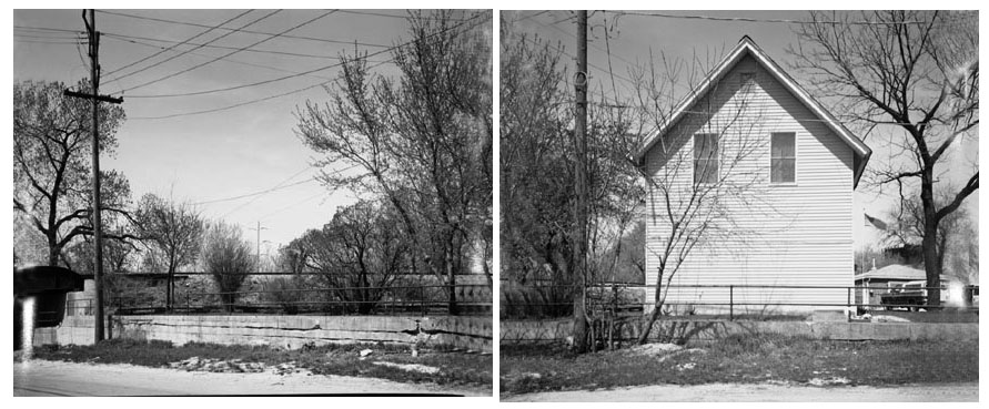 Untitled #15, #16, from Changing Chicago Project