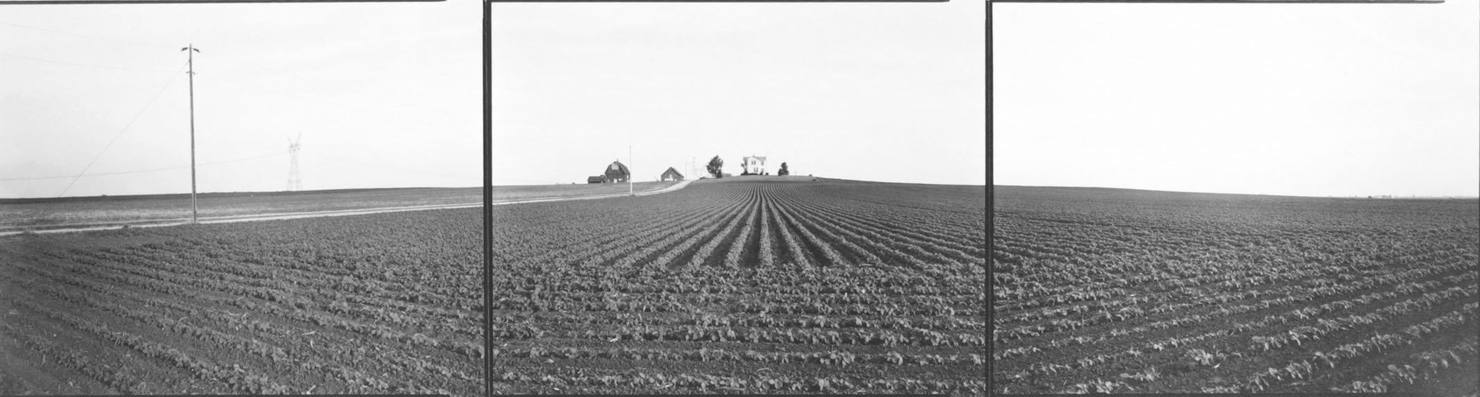 Roy Kagel Farm, McLean County, Illinois, from Farm Families Project