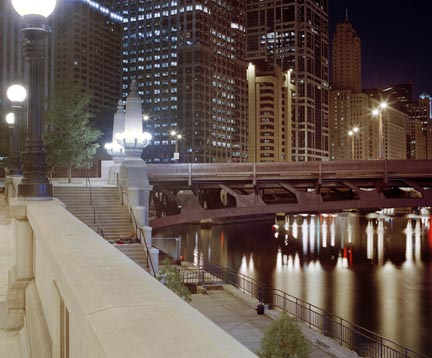 Chicago Images: Wacker and Wabash