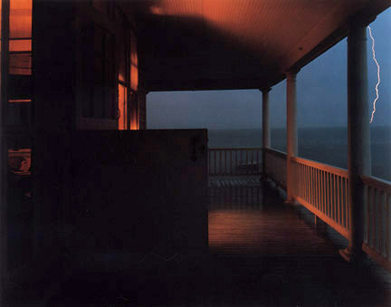 Porch Lightning, Provincetown