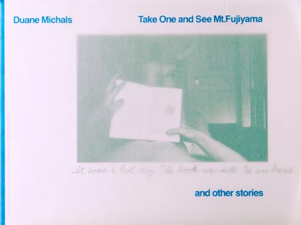 Take One and See Mt. Fujiyama, and Other Stories