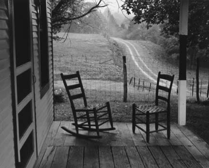 Two Chairs, from the Ozark portfolio