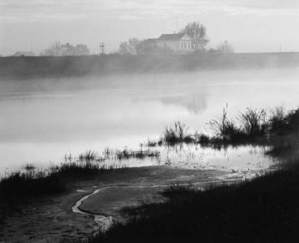 Ranch House and Tule Fog, from the Delta portfolio